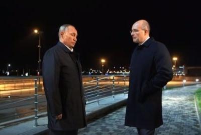 Путин поделился своими воспоминаниями об Ахмате-Хаджи Кадырове