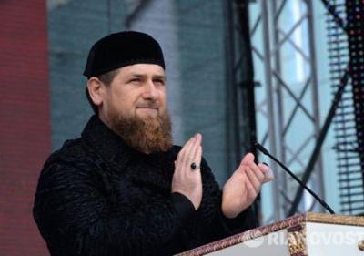 Рамзан Кадыров: «Россия ждёт своих героев из Сирии»
