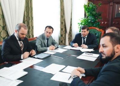В Грозном обсудили готовность ВТРК «Ведучи» к открытию
