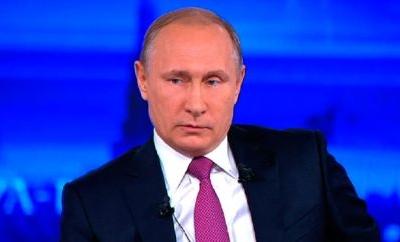 В. Путин: То, что делает Рамзан Кадыров - благородно (Видео)