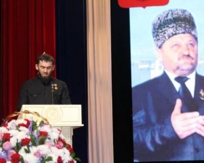 Магомед Даудов :
