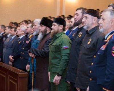 В Грозном торжественно отметили День мира