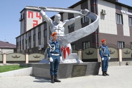 Грозненская пожарно-спасательная часть признана одной из лучших в СКФО