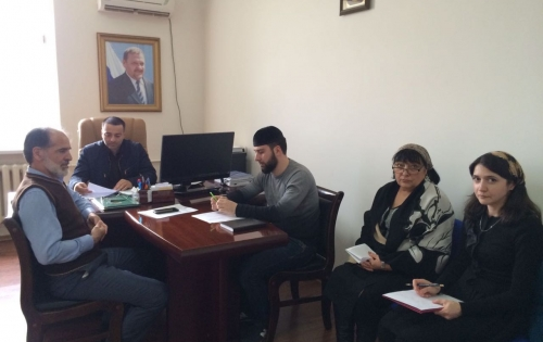 Проведено заседание Общественного совета при Комитете